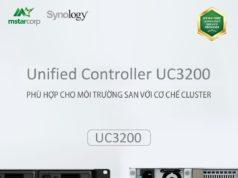 Synology giới thiệu giải pháp IP SAN UC3200 và máy chủ iSCSI