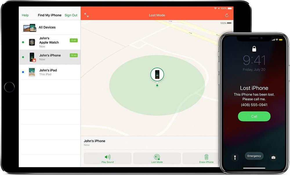 Tìm được xe hơi bị đánh cắp nhờ tính năng Find My iPhone của Apple