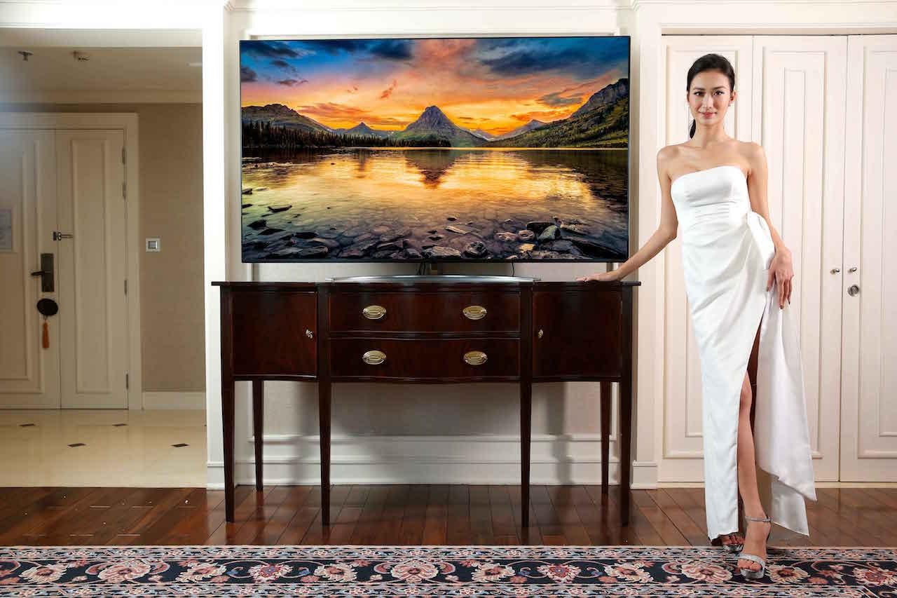 LG đem TV NanoCell 8K về Việt Nam giá 199 triệu