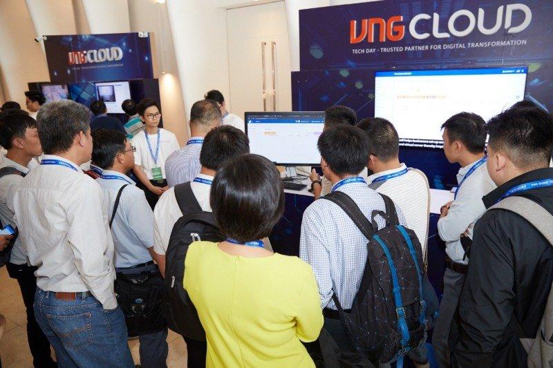 VNG Cloud Tech Day 2019 hướng đến nhu cầu chuyển đổi số