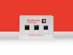 Ra mắt nền tảng di động Qualcomm Snapdragon 720G, 662 và 460