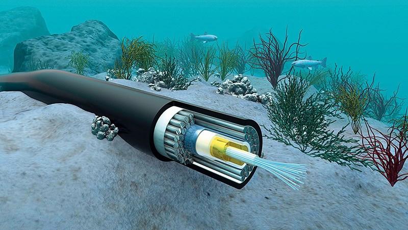Cáp quang biển AAG đã khắc phục xong, hai tuyến IA và AAE-1 vẫn đang sửa chữa