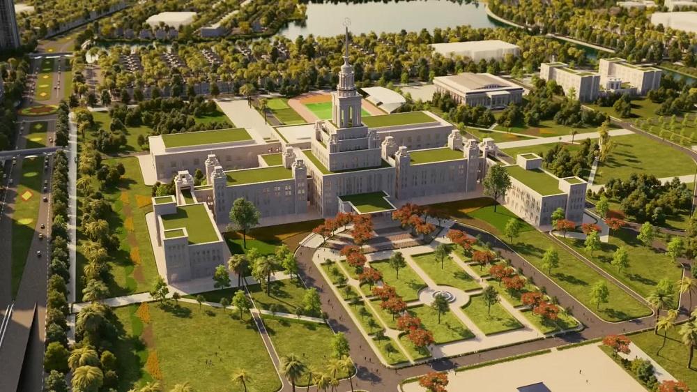 Vingroup chính thức khánh thành đại học VinUni, vốn đầu tư 6.500 tỷ đồng