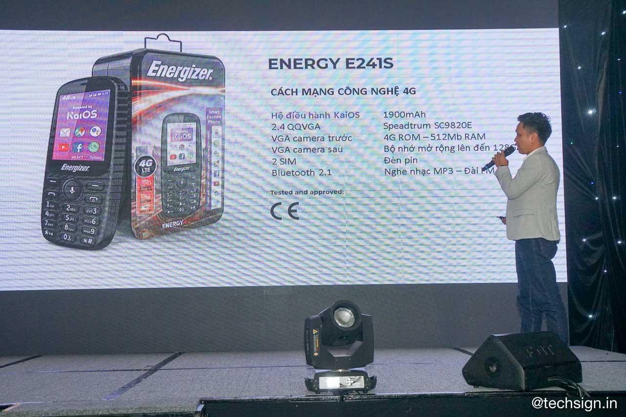 Energizer Energy E241S