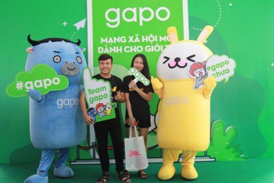 70.000 game thủ kết bạn qua Gapo tại Đại hội 360mobi