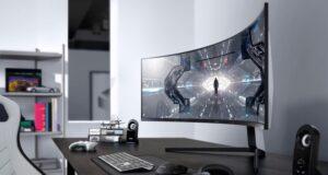 Samsung sẽ ra mắt màn hình chơi game Odyssey mới tại CES 2020