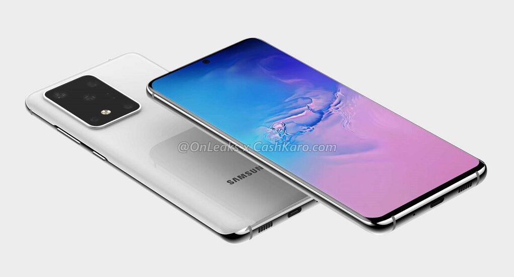 Samsung Galaxy S20 và S20+ sẽ không sử dụng camera 108MP