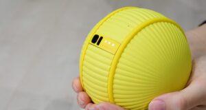 Samsung giới thiệu robot Ballie nhỏ bằng quả bóng, có thể quản lý nhà thông minh