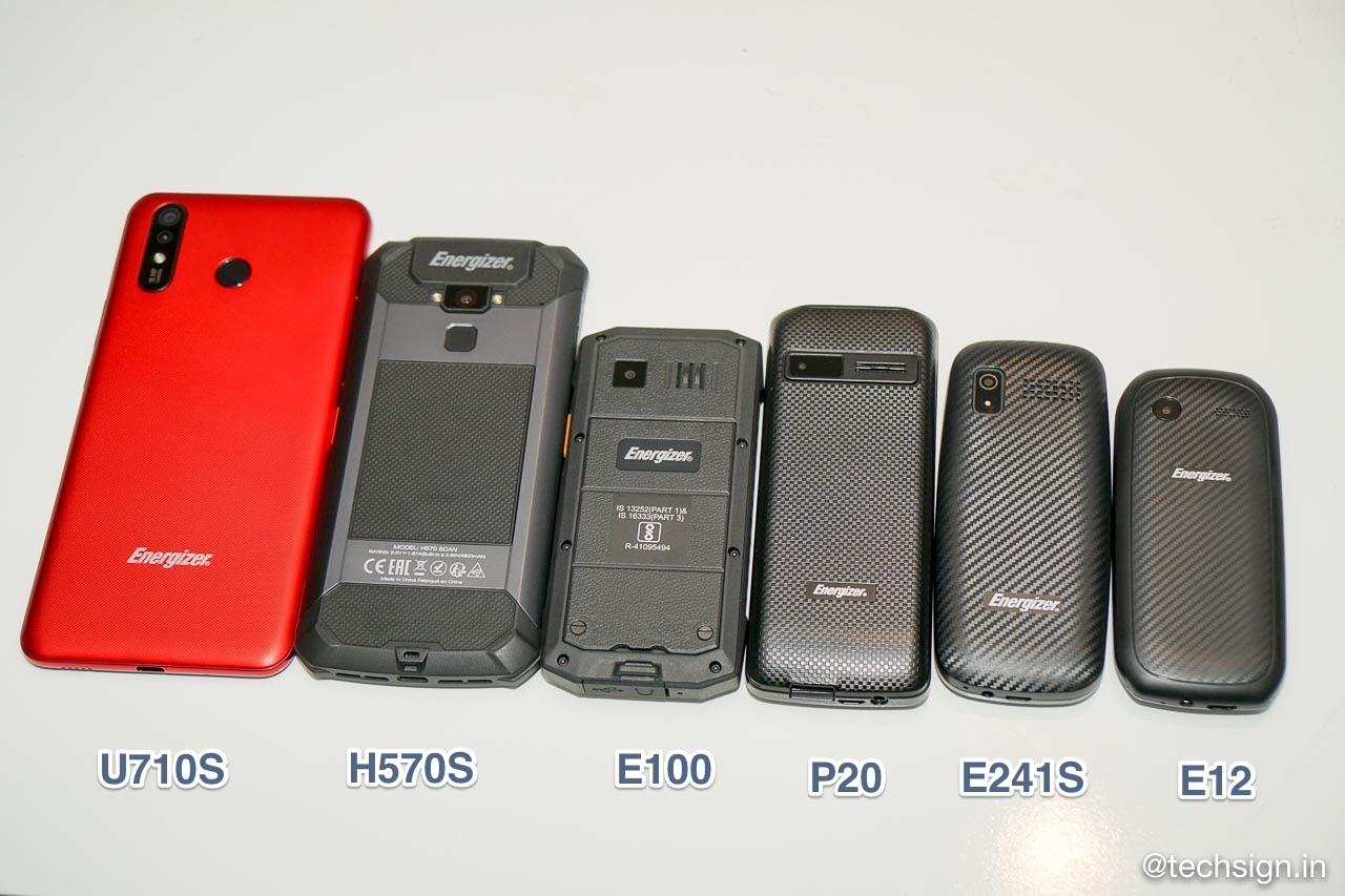 Smartcom là nhà phân phối chính thức điện thoại Energizer tại Việt Nam