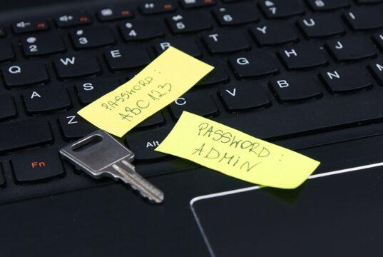 Dữ liệu bị rò rỉ suốt hai năm do sơ suất về mật khẩu từ nhân viên