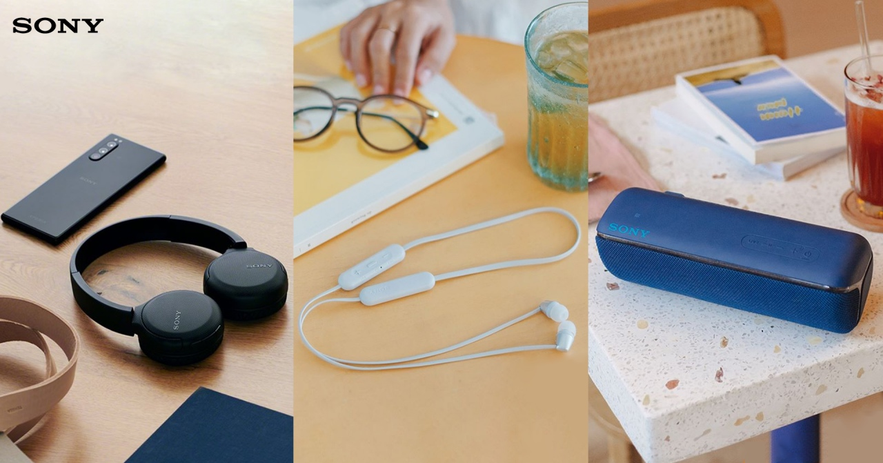 Những sản phẩm tai nghe và loa Bluetooth Sony bán chạy năm 2019