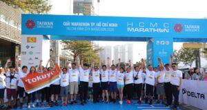 Taiwan Excellence tiếp tục đồng hành cùng HCMC Marathon 2020