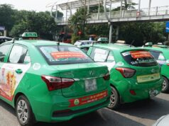 Từ 1/4, taxi công nghệ và taxi truyền thống đều không cần gắn mào trên nóc xe