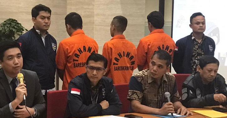 Interpol bắt giữ ba tin tặc Indonesia vì tấn công Magecart