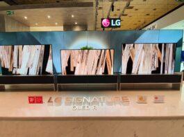 TV LG OLED gặt hái nhiều giải thưởng trong nước và quốc tế