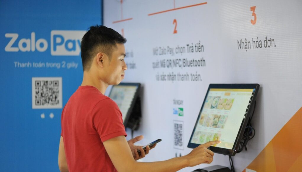 Ví điện tử ZaloPay tiếp cận 100 triệu người dùng Zalo