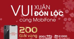 """Triển khai chương trình """"Vui Xuân đón Lộc cùng MobiFone"""""""