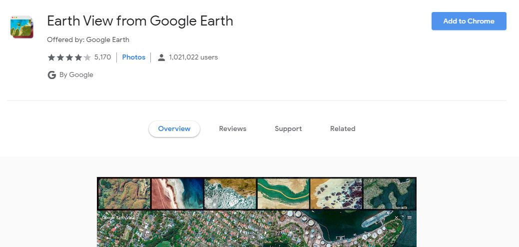 Khám phá hàng ngàn ảnh phong cảnh tuyệt đẹp trong Google Earth View