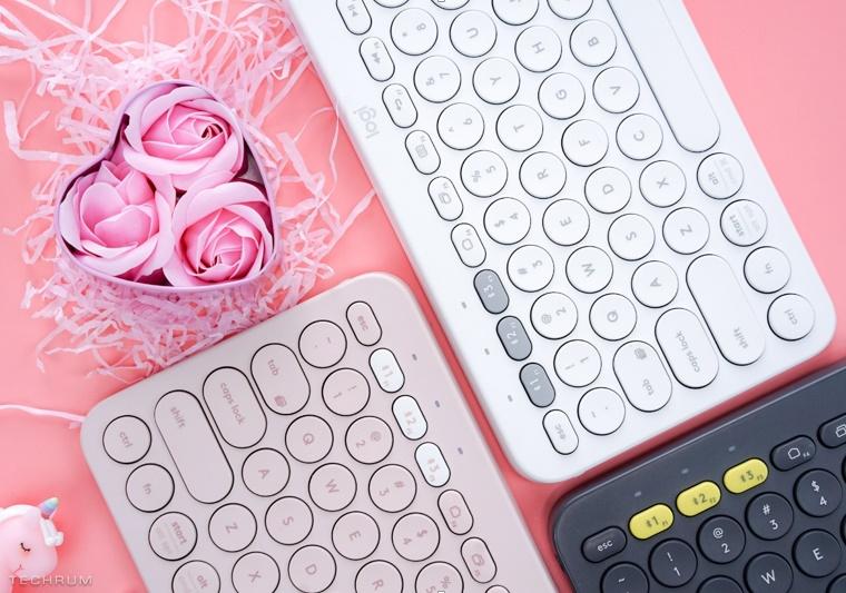 Mở bán bàn phím K380 Multi-Device Bluetooth với 2 màu mới, giá 579.000 VND