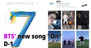 Ca khúc mới nhất của BTS có mặt trên TikTok 12 tiếng trước khi phát hành chính thức