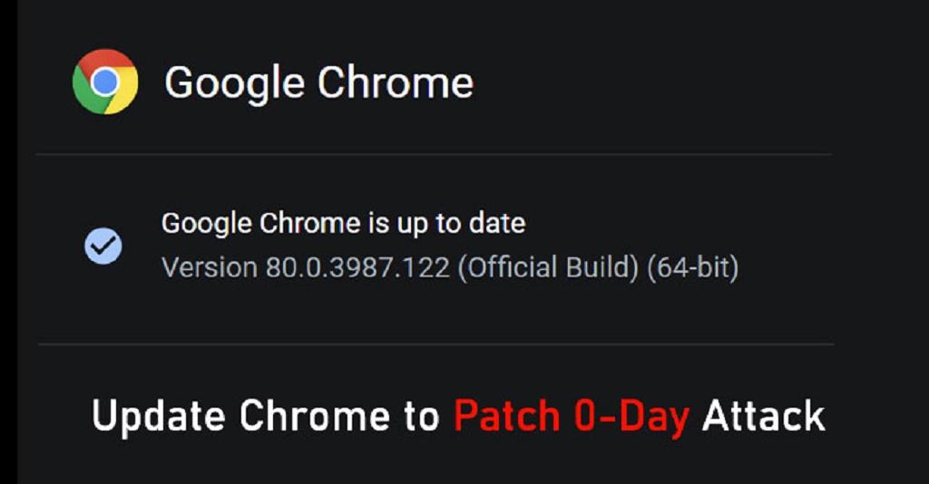 Cần cập nhật trình duyệt Google Chrome ngay để vá lỗi bảo mật nghiêm trọng