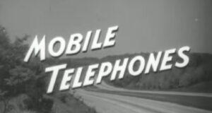 Điện thoại di động những năm 1940 trông như thế nào?
