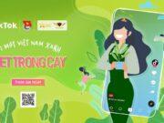 TikTok tổ chức cuộc thi Vì một Việt Nam xanh