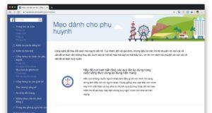 Facebook bày cách giúp trò chuyện với con về an toàn trực tuyến
