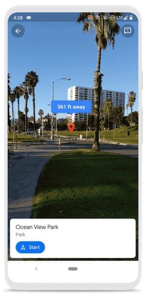Kỷ niệm 15 năm, Google Maps đổi giao diện mới trực quan hơn