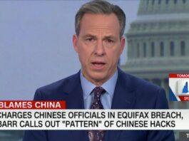 Mỹ buộc tội 4 thành viên quân đội Trung Quốc đã hack Equifax