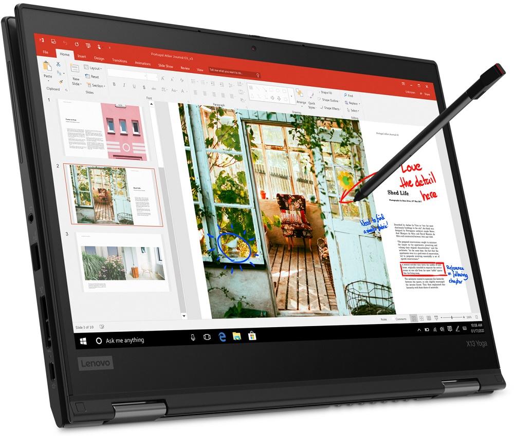 Ra mắt loạt laptop Lenovo ThinkPad mới, tích hợp nhiều giải pháp công nghệ hiện đại