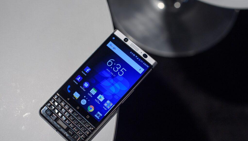 Điện thoại BlackBerry có thể biến mất từ 31/8/2020