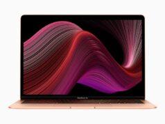 MacBook Air 2020: bàn phím Magic Keyboard, CPU Intel thế hệ 10, giá từ 1.000 USD