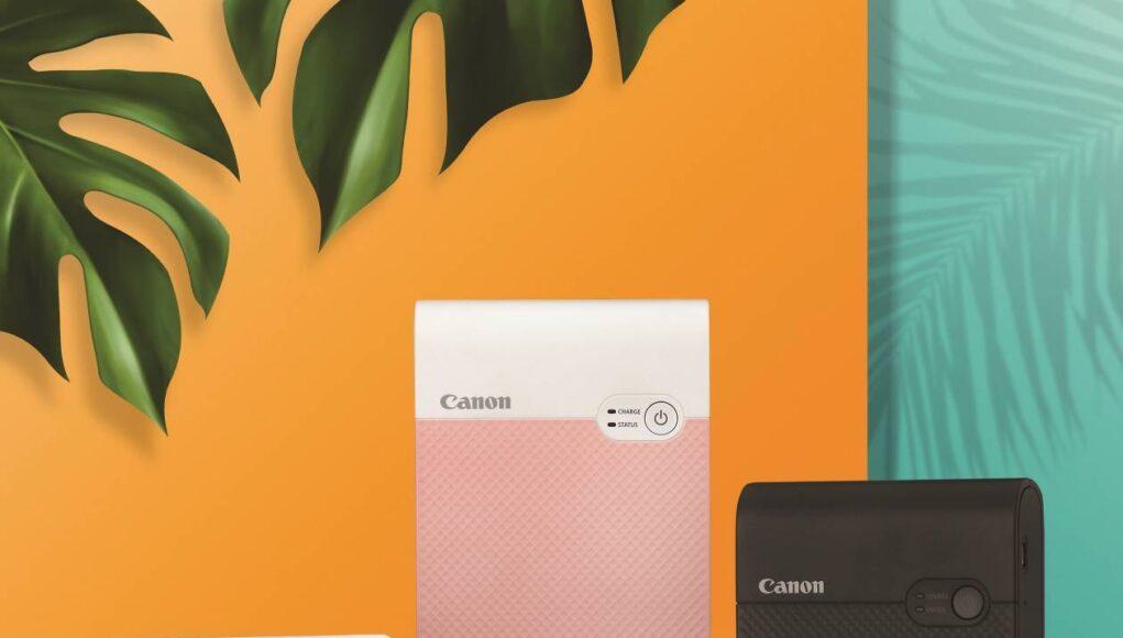 Ra mắt máy in ảnh bỏ túi khổ vuông Canon SELPHY SQUARE QX10