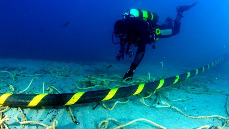 Đã sửa xong hai tuyến cáp quang biển AAG và IA, khôi phục hoàn toàn lưu lượng Internet