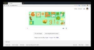 Doodle Bánh mì Việt Nam xuất hiện trên trang chủ Google hơn 10 quốc gia