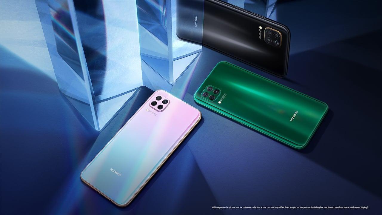 Huawei nova 7i lên kệ từ 21/3, giá 7 triệu đồng