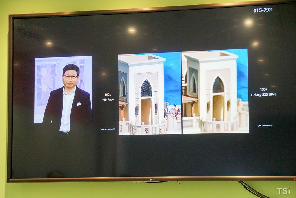 Huawei P40 Series ra mắt, thiết kế mới, camera ngày càng tốt hơn
