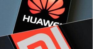 Tháng 2 này đánh dấu lần đầu tiên doanh số Xiaomi vượt mặt Huawei