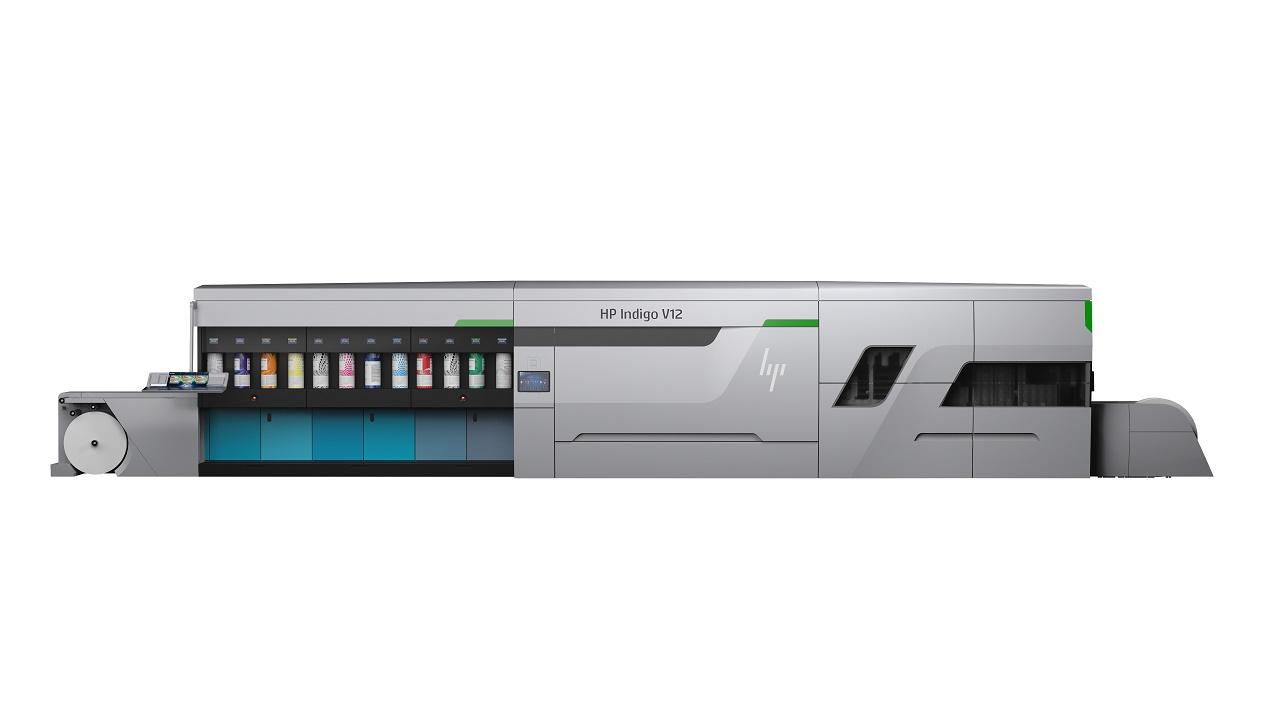 Ra mắt danh mục máy in kỹ thuật số HP Indigo thế hệ thứ 5 và 6