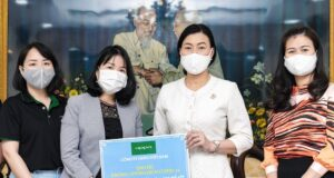 OPPO Việt Nam đóng góp chống hạn mặn và đại dịch COVID-19
