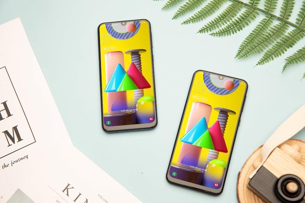 Samsung Galaxy M21 lên kệ từ 1/4 giá 5,5 triệu đồng