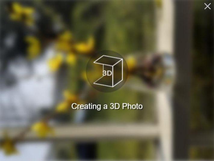 Smartphone tầm trung đã có thể sử dụng tính năng chụp ảnh 3D của Facebook