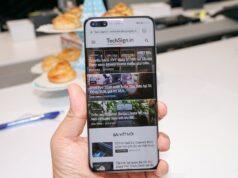 Cận cảnh Huawei P40, P40 Pro, Huawei Watch GT2e tại Việt Nam