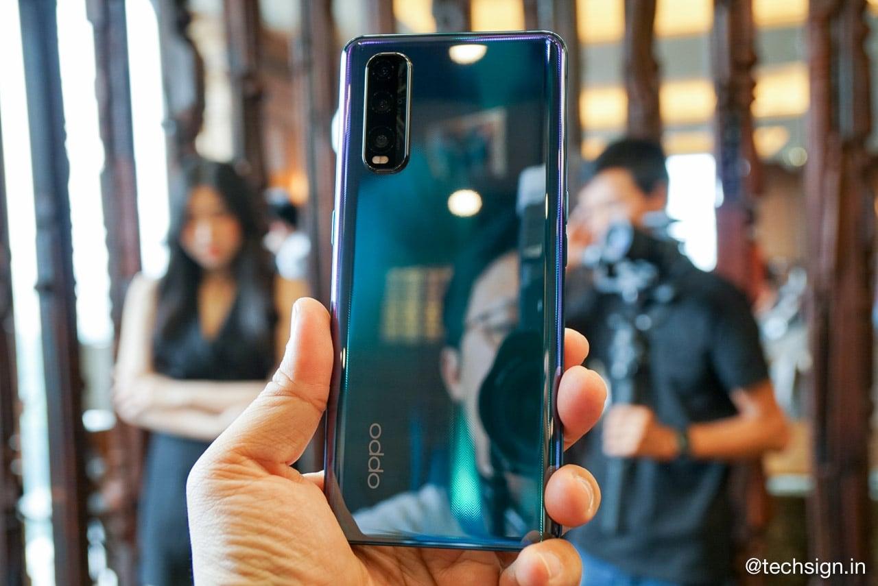 Ảnh thực tế OPPO Find X2 đầu tiên tại Việt Nam