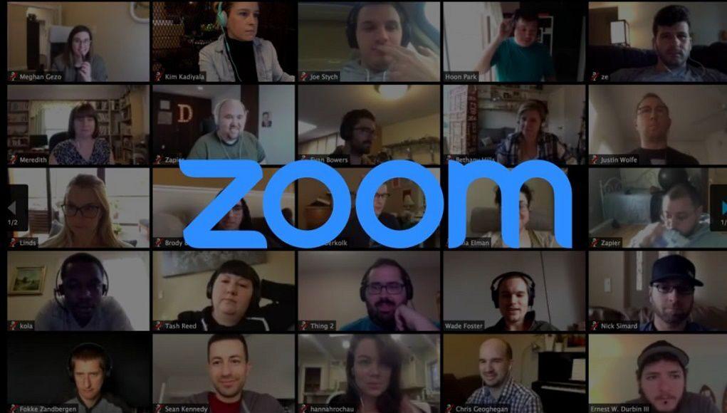 Hơn 500.000 tài khoản Zoom bán tràn lan,