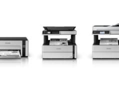 Epson ra mắt 4 máy in đơn sắc Ecotank siêu tiết kiệm