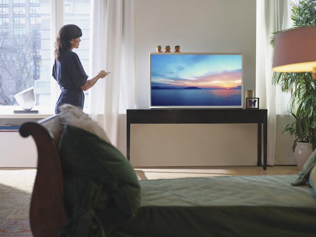 Samsung chính thức ra mắt ba dòng TV The Frame, The Serif và The Sero