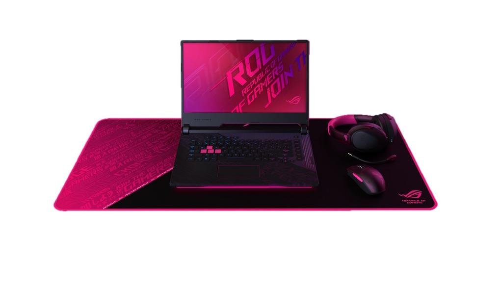 ASUS ROG giới thiệu dải laptop gaming dùng CPU Intel Core thế hệ 10