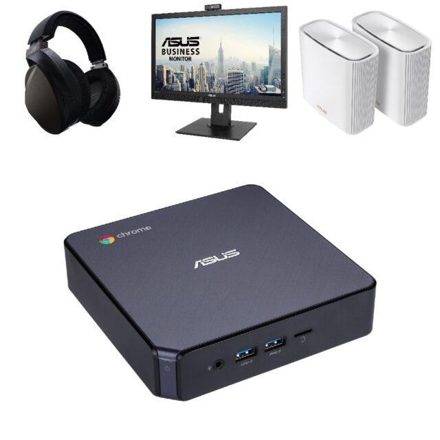 ASUS giới thiệu thiết bị, giải pháp giúp nâng cao hiệu suất làm việc, học tập ở mọi nơi